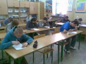 Konkurs matematyczny 2011