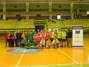I Podkarpacki Turniej Koszykowki Zunifikowanej Olimpiad Specjalnych – Tarnobrzeg 2011