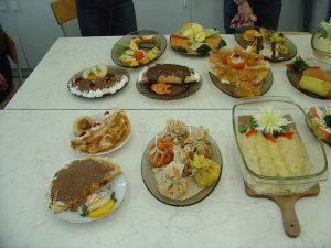 Konkurs gastronomiczny 27.05.2007r. – Naleśniki