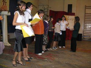 Dzien nauczyciela 2008