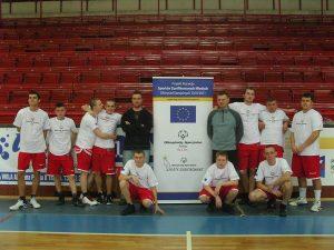 Sesja Treningowa z Koszykowki Zunifikowanej 2011