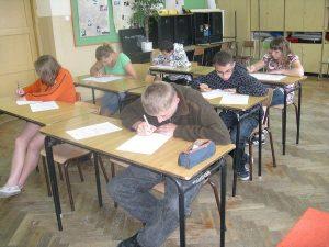 Konkurs matematyczny 2009