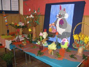 Wielkanoc – wystawa 2011