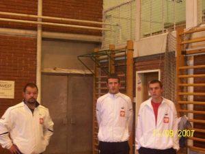 Mistrzostwa Europy Sprawni Razem – Budapeszt 2007