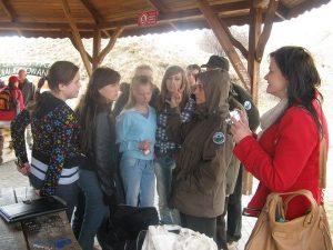 Rajd ekologa 21.03.2012