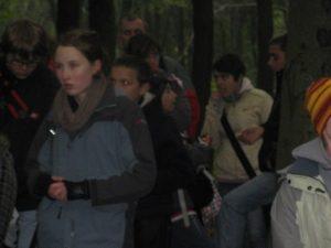 Rajd Twierdza Przemysl 22.10.2011