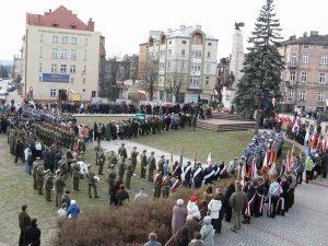 11.11.2007 przy pomniku