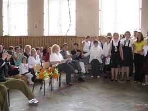 Koniec roku szkolnego klas III – 2008
