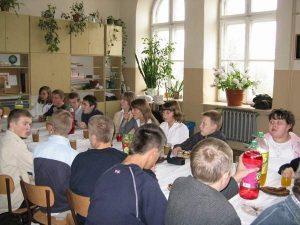 Pasowanie na ucznia Gimnazjum 2007