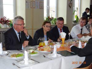 Wizyta Grupy Parlamentarnej ds. Autyzmu