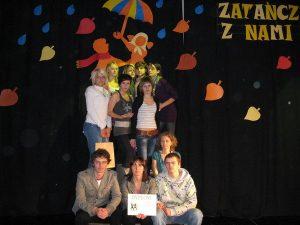 Przeglad Zespolow Tanecznych Szkolnictwa Specjalnego 2011