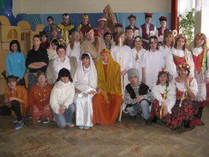 Jasełka 2009