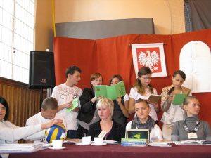Dzień nauczyciela 2010
