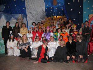 Jasełka 19.12.2007