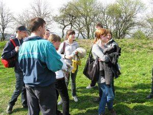 Rajd Twierdza Przemyśl 16.04.2011