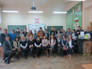 VI Wojewódzki Konkurs Matematyczny dla uczniów szkół specjalnych 15.03.2016