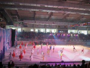 Sanok – Moskiewska Rewia na lodzie 12.04.2016