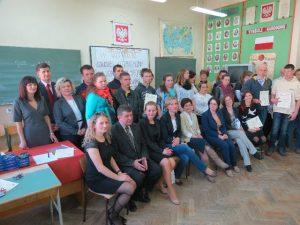 IV wojewódzki konkurs matematyczny dla uczniów szkół specjalnych 08.04.2014