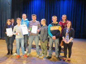 Przegląd zespołów artystycznych szkolnictwa specjalnego Rzeszów 10.04.2014